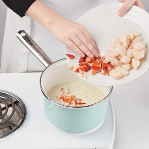 Sauce aux fruits de mer